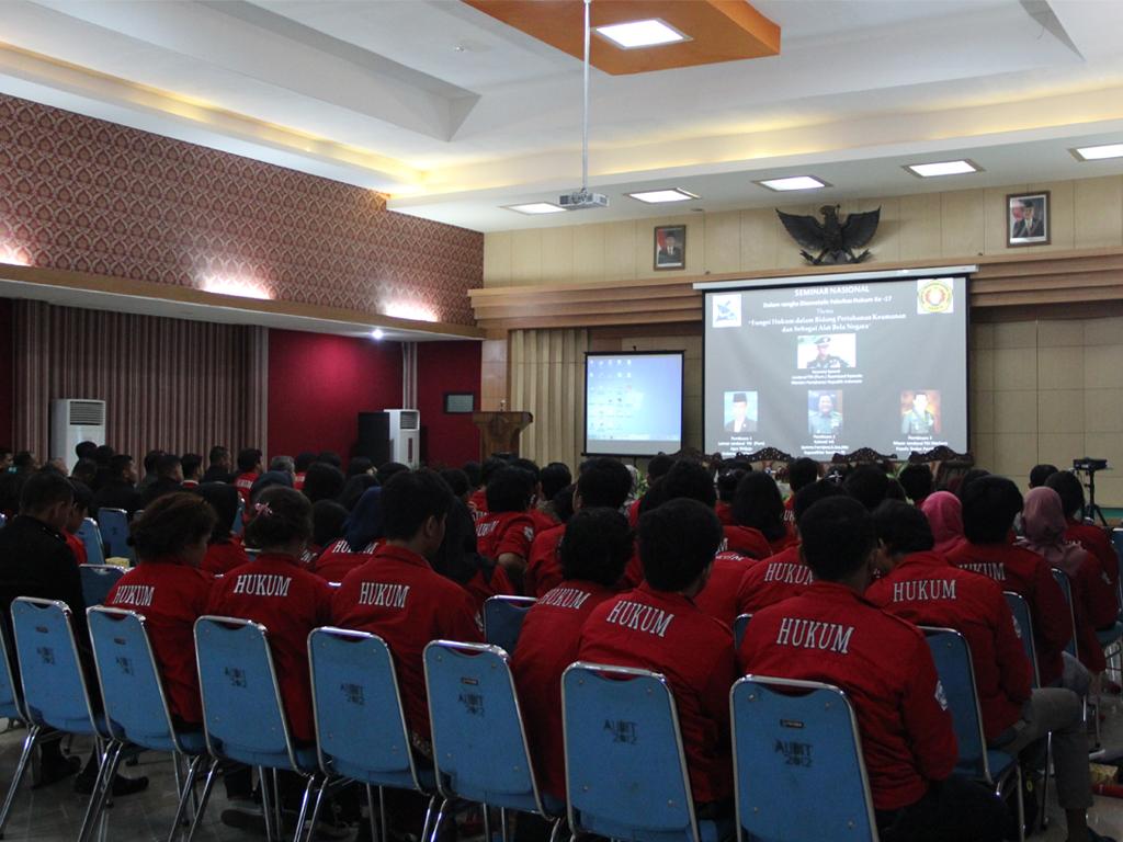 Seminar Nasional Dies Natalis ke-17