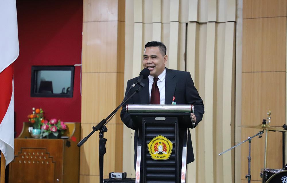 Dekan Fakultas Hukum