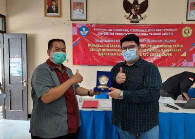 Fakultas Hukum mengadakan Pengabdian kepada Masyarakat (Abdimas) – Penanggulangan Kebencanaan di Kelurahan Pangkalan Jati, Depok, Jawa Barat.