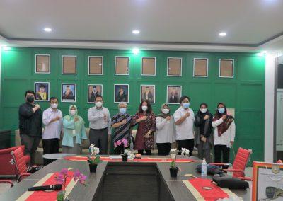 Fakultas Hukum dan Badan Penyelesaian Sengketa Konsumen (BPSK) Provinsi DKI Jakarta Membicarakan Program MBKM (Merdeka Belajar Kampus Merdeka) (5)