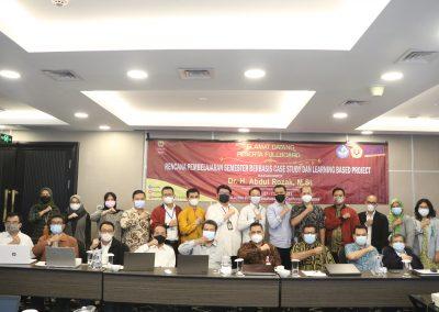 Fakultas Hukum UPN Veteran Jakarta Melaksanakan Rencana Pembelajaran Semester Berbasis Case Study dan Learning Based Project (17)