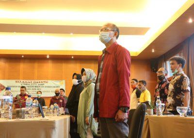 Peserta Rapat Kerja Penyusunan RENSTRA Fakultas Hukum UPN VETERAN JAKARTA Tahun 2020-2024dan Strategi Pencapaian Indikator Kinerja Utama (IKU) – Bandung, 20 – 23 November 2020 (5)