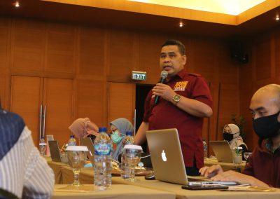 Peserta Rapat Kerja Penyusunan RENSTRA Fakultas Hukum UPN VETERAN JAKARTA Tahun 2020-2024dan Strategi Pencapaian Indikator Kinerja Utama (IKU) – Bandung, 20 – 23 November 2020 (6)