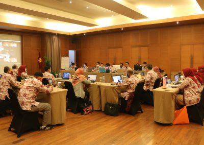 Peserta Rapat Kerja Penyusunan RENSTRA Fakultas Hukum UPN VETERAN JAKARTA Tahun 2020-2024dan Strategi Pencapaian Indikator Kinerja Utama (IKU) – Bandung, 20 – 23 November 2020 (7)