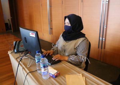 Peserta Rapat Kerja Penyusunan RENSTRA Fakultas Hukum UPN VETERAN JAKARTA Tahun 2020-2024dan Strategi Pencapaian Indikator Kinerja Utama (IKU) – Bandung, 20 – 23 November 2020 (13)