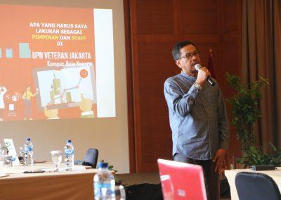 Peserta Rapat Kerja Penyusunan RENSTRA Fakultas Hukum UPN VETERAN JAKARTA Tahun 2020-2024dan Strategi Pencapaian Indikator Kinerja Utama (IKU) – Bandung, 20 – 23 November 2020 (14)