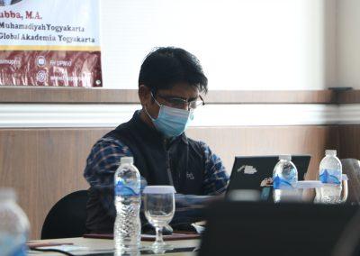 Bimbingan Teknis Penulisan Artikel Jurnal Bereputasi Internasional (5) – Ciloto, 27 November – 1 Desember 2020