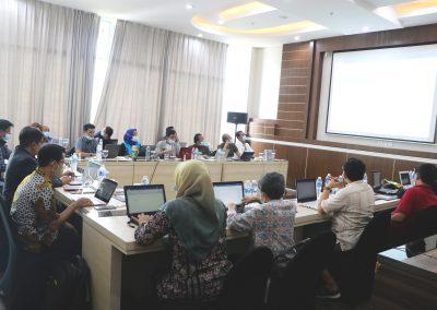 Bimbingan Teknis Penulisan Artikel Jurnal Bereputasi Internasional (7) – Ciloto, 27 November – 1 Desember 2020