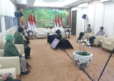 Fakultas Hukum UPN Veteran Jakarta jajaki kerjasama dengan Kementerian BPN/ATR Republik Indonesia (3)