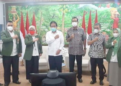 Fakultas Hukum UPN Veteran Jakarta jajaki kerjasama dengan Kementerian BPN/ATR Republik Indonesia (5)
