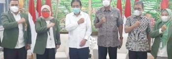 Fakultas Hukum UPN Veteran Jakarta jajaki kerjasama dengan Kementerian BPN/ATR Republik Indonesia