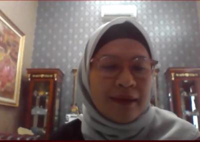 Sarasehan bersama Alumni Fakultas Hukum Universitas Pembangunan Nasional Veteran Jakarta (11) – Sabtu, 06 Februari 2021