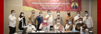 Fakultas Hukum UPN Veteran Jakarta Melaksanakan Penyusunan BORANG dan Persiapan Pembentukan PRODI S3 ILMU HUKUM