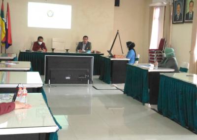 Fakultas Hukum mengadakan Studi Banding ke Fakultas Hukum Universitas Brawijaya dalam rangka pembukaan Program Studi Doktor (S3) Ilmu Hukum sekaligus mengadakan MoU. (2)