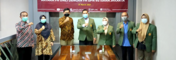 Fakultas Hukum mengadakan Studi Banding ke Fakultas Hukum Universitas Jember