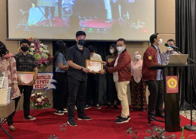 Puncak Acara Dies Natalis ke – 21 Fakultas Hukum UPN Veteran Jakarta (48)