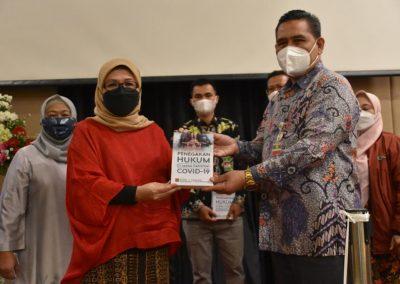 Puncak Acara Dies Natalis ke – 21 Fakultas Hukum UPN Veteran Jakarta (29)