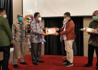 Puncak Acara Dies Natalis ke – 21 Fakultas Hukum UPN Veteran Jakarta (46)