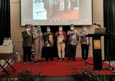 Puncak Acara Dies Natalis ke – 21 Fakultas Hukum UPN Veteran Jakarta (43)
