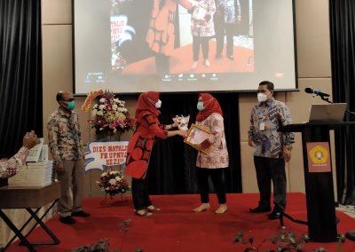 Puncak Acara Dies Natalis ke – 21 Fakultas Hukum UPN Veteran Jakarta (41)