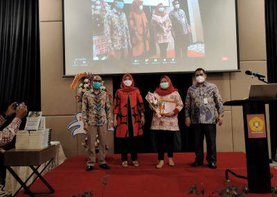 Puncak Acara Dies Natalis ke – 21 Fakultas Hukum UPN Veteran Jakarta (40)