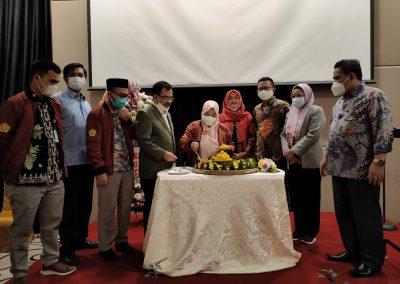 Puncak Acara Dies Natalis ke – 21 Fakultas Hukum UPN Veteran Jakarta (22)