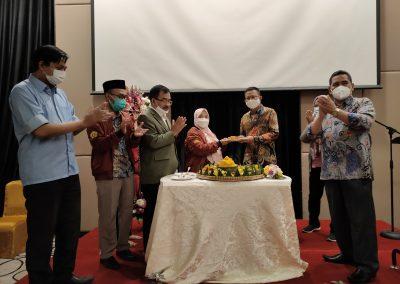 Puncak Acara Dies Natalis ke – 21 Fakultas Hukum UPN Veteran Jakarta (21)