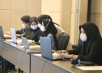 Fakultas Hukum UPN Veteran Jakarta menyelenggarakan kegiatan 3rd National Conference on Law Studies (NCOLS) (5)