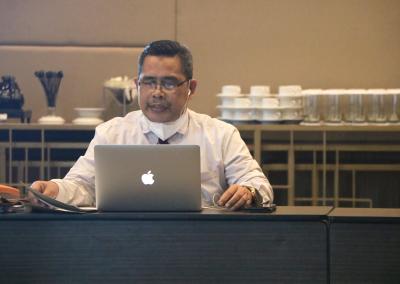 Fakultas Hukum UPN Veteran Jakarta menyelenggarakan kegiatan 3rd National Conference on Law Studies (NCOLS) (8)