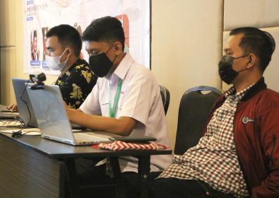 Fakultas Hukum UPN Veteran Jakarta menyelenggarakan kegiatan 3rd National Conference on Law Studies (NCOLS) (9)
