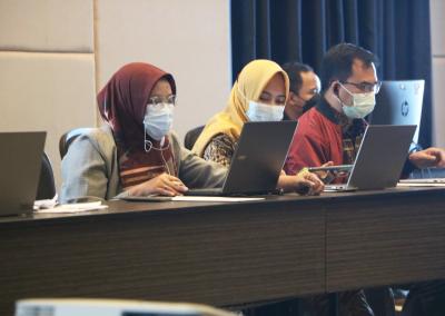 Fakultas Hukum UPN Veteran Jakarta menyelenggarakan kegiatan 3rd National Conference on Law Studies (NCOLS) (10)