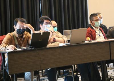 Fakultas Hukum UPN Veteran Jakarta menyelenggarakan kegiatan 3rd National Conference on Law Studies (NCOLS) (11)