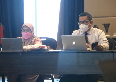 Fakultas Hukum UPN Veteran Jakarta menyelenggarakan kegiatan 3rd National Conference on Law Studies (NCOLS) (12)