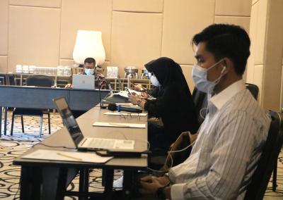 Fakultas Hukum UPN Veteran Jakarta menyelenggarakan kegiatan 3rd National Conference on Law Studies (NCOLS) (13)