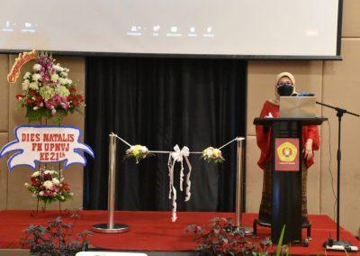 Puncak Acara Dies Natalis ke – 21 Fakultas Hukum UPN Veteran Jakarta (11)
