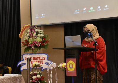 Puncak Acara Dies Natalis ke – 21 Fakultas Hukum UPN Veteran Jakarta (9)
