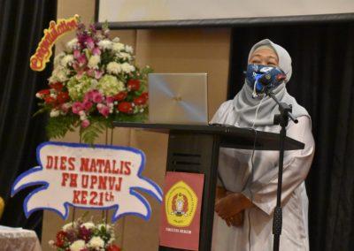 Puncak Acara Dies Natalis ke – 21 Fakultas Hukum UPN Veteran Jakarta (4)