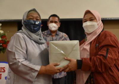 Puncak Acara Dies Natalis ke – 21 Fakultas Hukum UPN Veteran Jakarta (3)