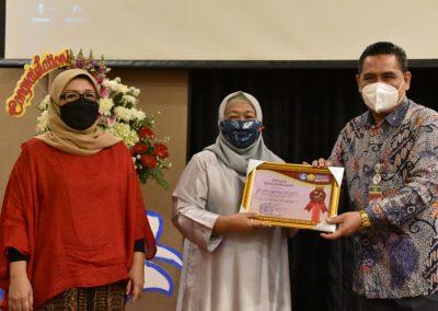 Puncak Acara Dies Natalis ke – 21 Fakultas Hukum UPN Veteran Jakarta (2)
