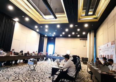 Fakultas Hukum UPN Veteran Jakarta menyelenggarakan kegiatan 3rd National Conference on Law Studies (NCOLS) (14)