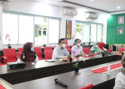 Fakultas Hukum dan Badan Penyelesaian Sengketa Konsumen (BPSK) Provinsi DKI Jakarta Membicarakan Program MBKM (Merdeka Belajar Kampus Merdeka) (2)
