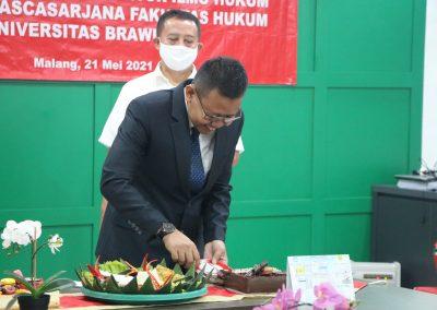 Selamat dan Sukses kepada Bapak Heru Sugiyono, S.H., M.H. Dosen Tetap Fakultas Hukum atas diraihnya gelar Doktor (31)