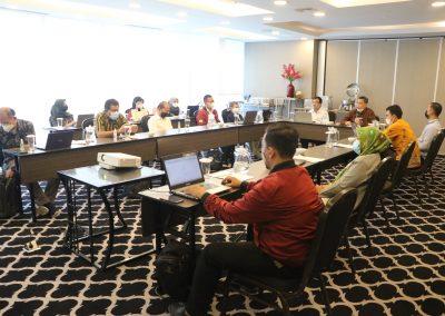 Fakultas Hukum UPN Veteran Jakarta Melaksanakan Rencana Pembelajaran Semester Berbasis Case Study dan Learning Based Project (5)