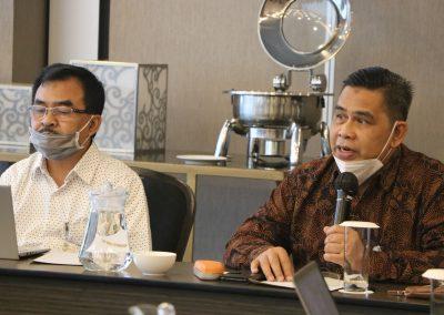 Fakultas Hukum UPN Veteran Jakarta Melaksanakan Rencana Pembelajaran Semester Berbasis Case Study dan Learning Based Project (7)
