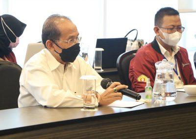 Fakultas Hukum UPN Veteran Jakarta Melaksanakan Rencana Pembelajaran Semester Berbasis Case Study dan Learning Based Project (8)
