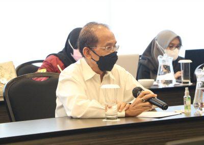 Fakultas Hukum UPN Veteran Jakarta Melaksanakan Rencana Pembelajaran Semester Berbasis Case Study dan Learning Based Project (9)