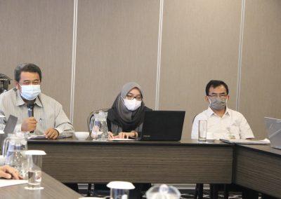 Fakultas Hukum UPN Veteran Jakarta Melaksanakan Rencana Pembelajaran Semester Berbasis Case Study dan Learning Based Project (10)