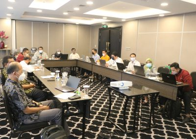 Fakultas Hukum UPN Veteran Jakarta Melaksanakan Rencana Pembelajaran Semester Berbasis Case Study dan Learning Based Project (11)