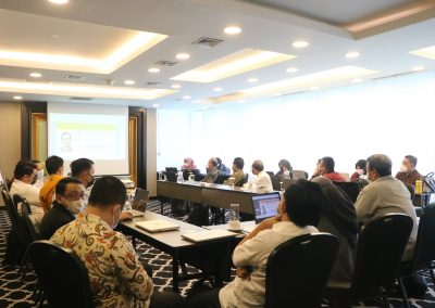 Fakultas Hukum UPN Veteran Jakarta Melaksanakan Rencana Pembelajaran Semester Berbasis Case Study dan Learning Based Project (12)