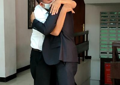Selamat dan Sukses kepada Bapak Heru Sugiyono, S.H., M.H. Dosen Tetap Fakultas Hukum atas diraihnya gelar Doktor (2)